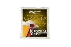 Дрожжи пивные Muntons premium gold