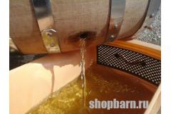 Подготовка дубовой бочки к использованию